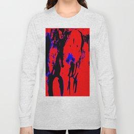 art abstract design Long Sleeve T-shirt