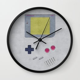 Vintage GameBoy 1989 Wall Clock