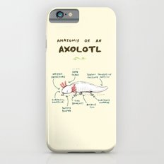 Anatomy of an Axolotl iPhone 6s Slim Case