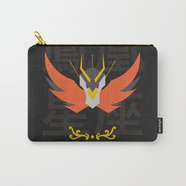 Saint of the Black Phoenix Carry-All Pouch