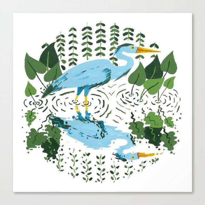 Wekiwa Springs Canvas Print