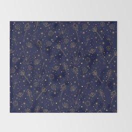 Sailor Moon Constellation Throw Blanket
