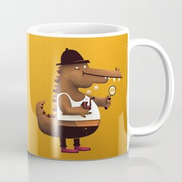 In Vest A Gator Coffee Mug