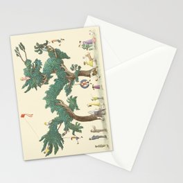 The Night Gardener - The Dragon Tree Stationery Cards
