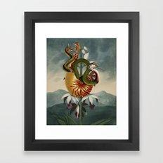 Countess Framed Art Print