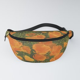 California Poppies 002 Fanny Pack