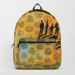 Dotting the I's Backpack