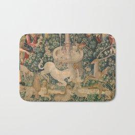 The Hunt of the Unicorn Bath Mat