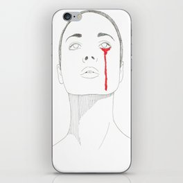 Insecurity iPhone Skin