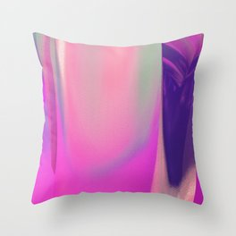 foamscape onh Throw Pillow