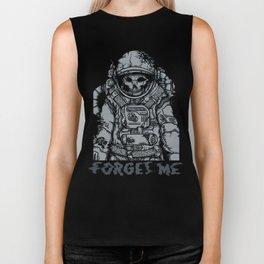 forgotten astronaut Biker Tank