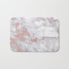 Marble Rose Gold - Lost Bath Mat