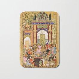 Islam Babur Beg Painting Bath Mat