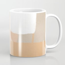 Simple shapes boho minimalist design Coffee Mug