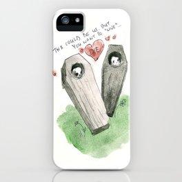 Die... iPhone Case