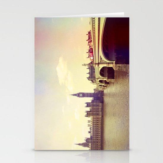 London Impressions II Stationery Cards