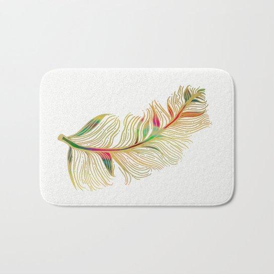 Feather Bath Mat