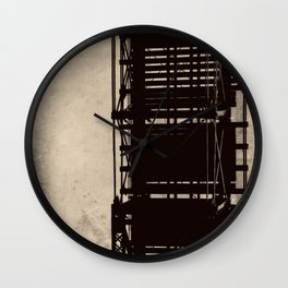 bridge to a simpler time Wall Clock
