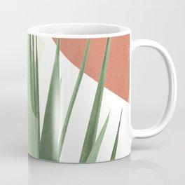Abstract Agave Plant Coffee Mug