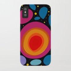 Galaxy Abstract Pattern Minimalist Decoration iPhone X Slim Case