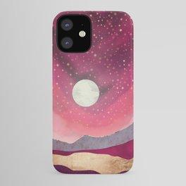 Scarlet Night iPhone Case