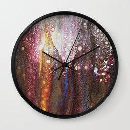 Hot & Cold Wall Clock