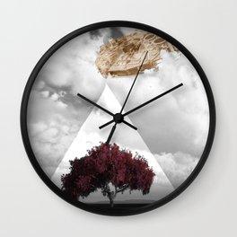REFRESHMENTS Wall Clock