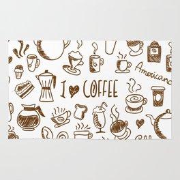 Coffee is my fuel! Rug