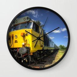 Indomitable at Wymondonham Wall Clock