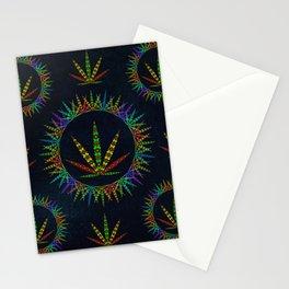 Phat Leaf Dance Stationery Cards