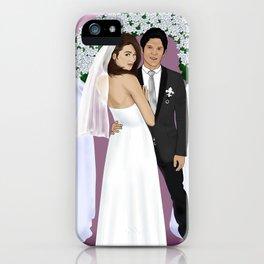 Dream Wedding iPhone Case