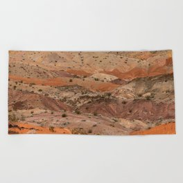 Neapolitan Landscape III Beach Towel