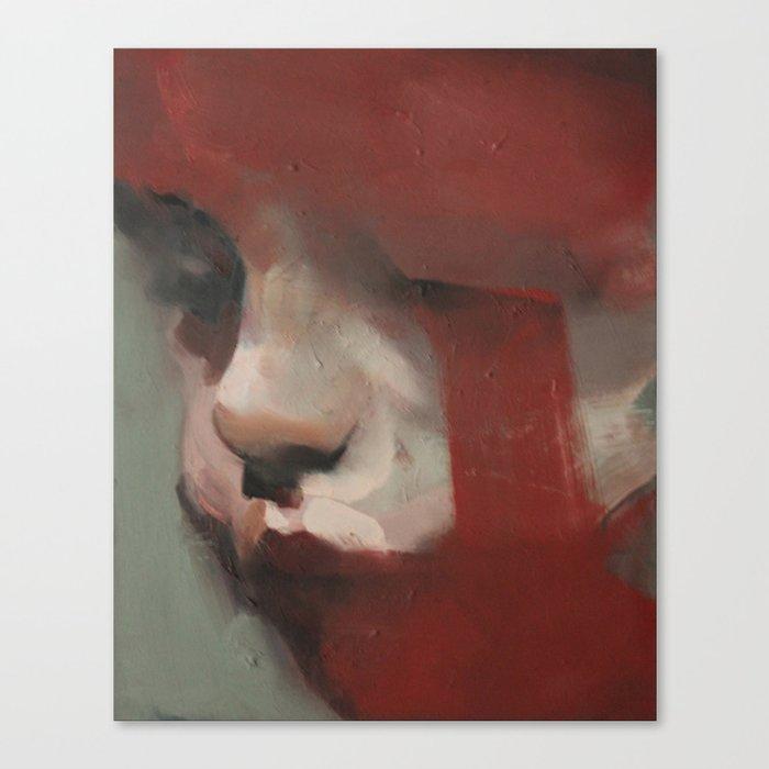 title pending Canvas Print