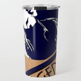 Digger crumble poster Travel Mug