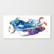 Of Dreams and Wishes Canvas Print
