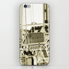 Travelling Chairs iPhone & iPod Skin