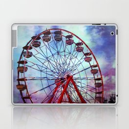 To Touch the Sky Laptop & iPad Skin