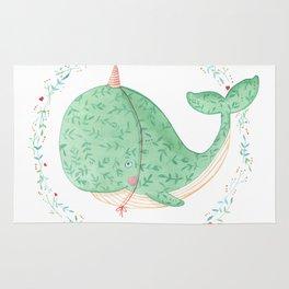 Whale Rug