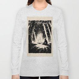Slav by Anna Helena Szymborska Long Sleeve T-shirt
