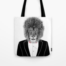 Lion Style Tote Bag