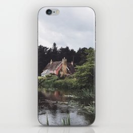 English Country House iPhone Skin