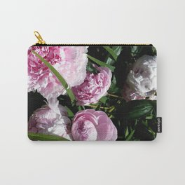 Peony Roses (3) Carry-All Pouch