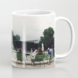 Fountain at Jardin de Tuileries, Paris, France Coffee Mug