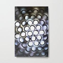Hive Metal Print