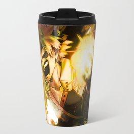 Katsuki Bakugou Flame Travel Mug