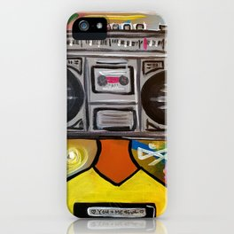 Radio head iPhone Case