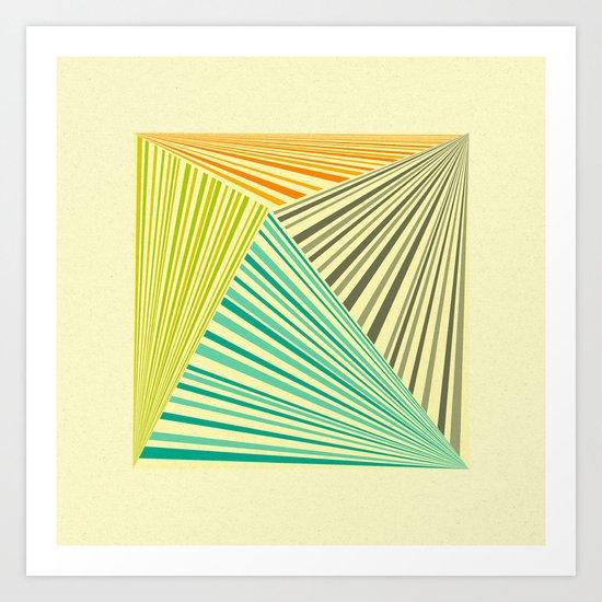 TRANSMISSION (4) Art Print