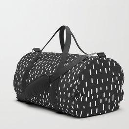 Memphis Pattern Duffle Bag