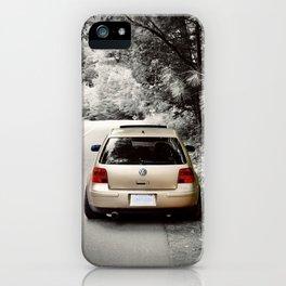 Mk4 GTI iPhone Case