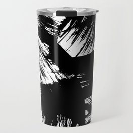 Brush Strokes Travel Mug